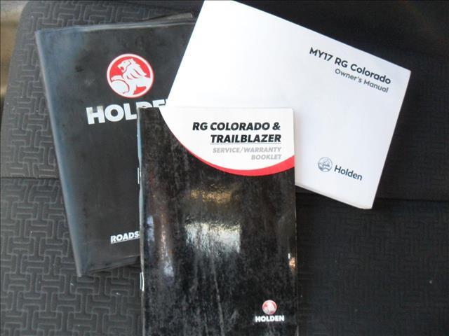 2016 HOLDEN COLORADO LS (4x4) RG MY17 CREW C/CHAS