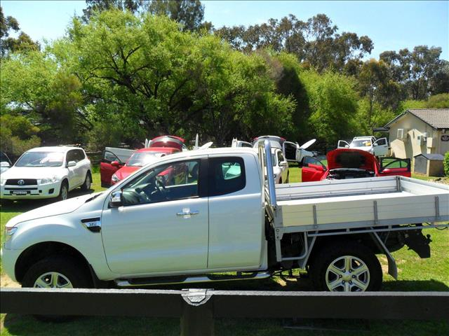 2015 FORD RANGER XLT 3.2 (4x4) PX MKII SUPER CAB PICK UP