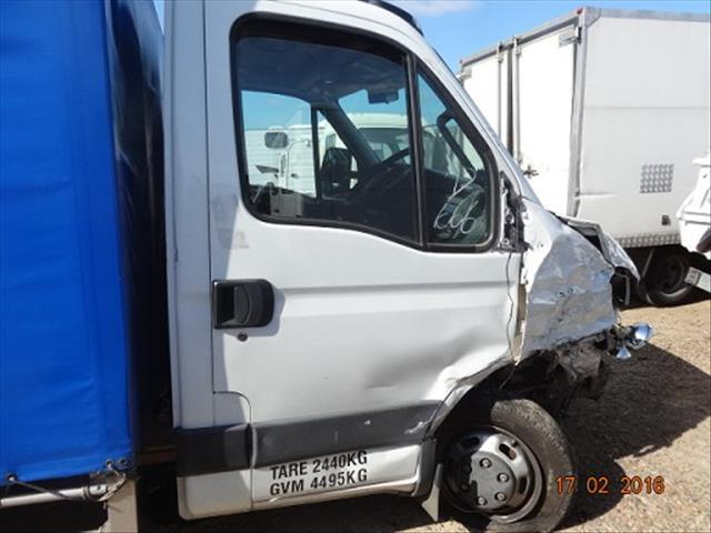 IVECO DAILY 2013 45C17 CAB CHASSIS 3.0LTR EURO 5