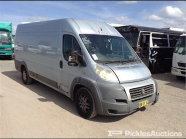 2008 FIAT DUCATO VAN PARTS WRECKING 160 MULTIJET EURO 4 3.0LTR MANUAL