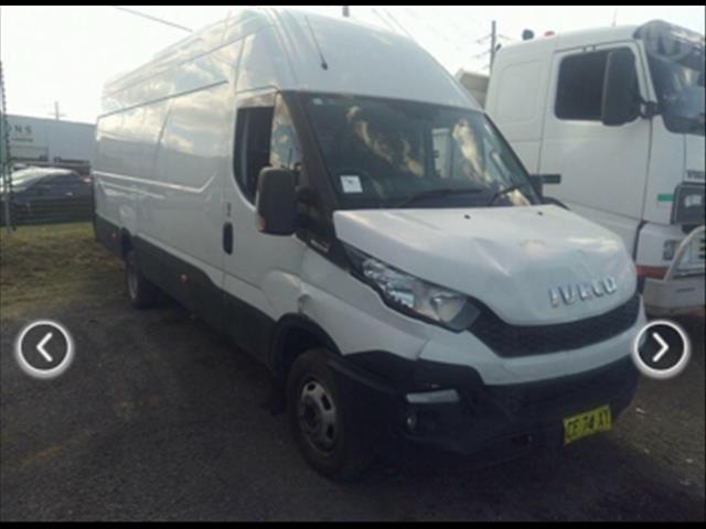 2016 IVECO DAILY VAN PARTS 50C17 DUAL WHEELER 127,000 KMS 3.0LTR EURO 6