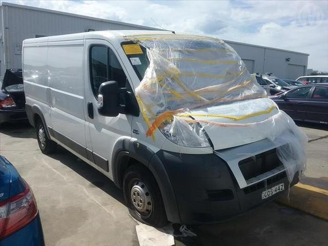 2013 FIAT DUCATO VAN PARTS 2.3LTR 130 HP EURO 5 AUTOMATIC