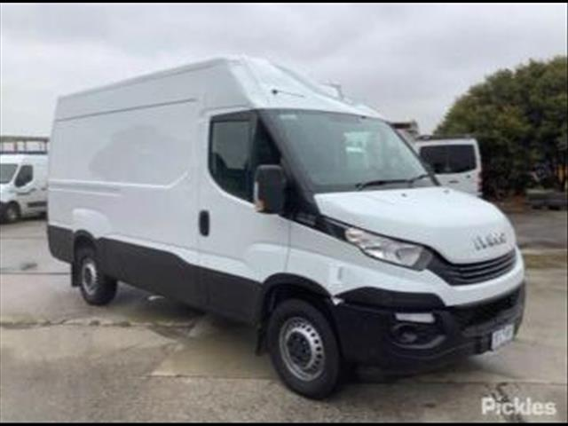 2020 IVECO DAILY VAN PARTS 35-130 AS NEW 1,043KMS