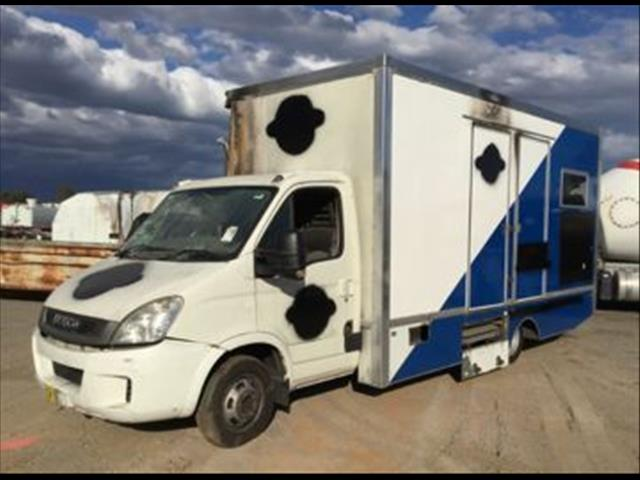 2011 IVECO DAILY 50C18 CAB CHASSIS
