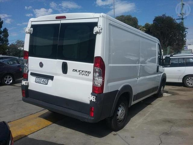 2012 FIAT DUCATO VAN PARTS / WRECKING 2.3LTR 130 HP AUTO