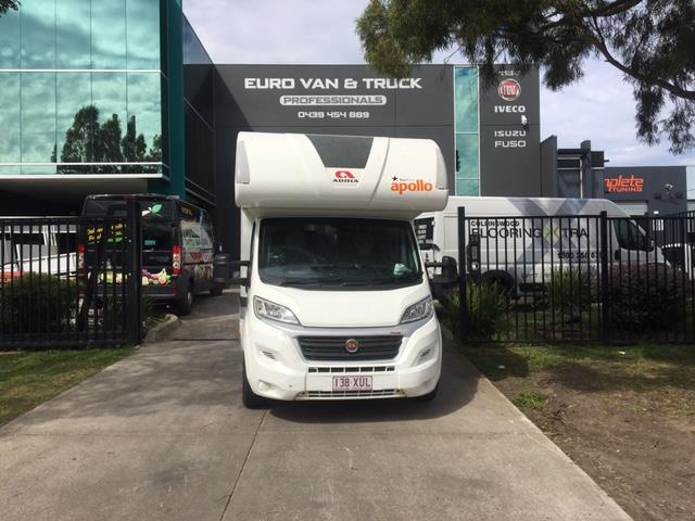 IVECO DAILY SERVICE MELBOURNE