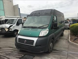 2014 FIAT DUCATO VAN PARTS/WRECKING BUS PARTS 3.0LTR 180 HP EURO 5