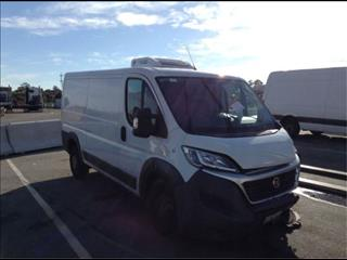 FIAT DUCATO 2015 VAN AUTOMATIC REFRIGERATED SWB LOW ROOF
