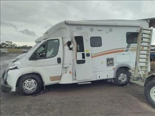 2014 FIAT DUCATO MOTORHOME 2.3LTR EURO 5 180HP AUTOMATIC LOW 31,568KMS