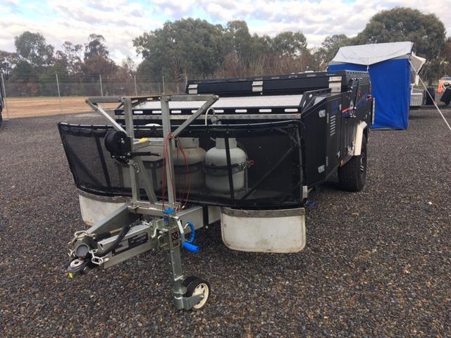 2018 STONY CREEK FORWARD FOLD CAMPER TRAILER