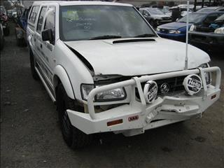 HOLDEN RODEO 2002 FOR WRECKING, MANY PARTS For Sale in Campbellfield