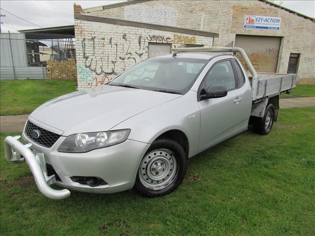 2008 FORD FALCON UTE  FG CAB CHASSIS