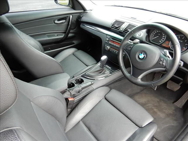 2009 BMW 1 SERIES 125i E82 COUPE