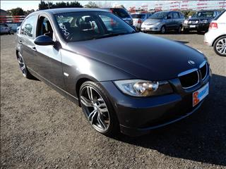 2007 BMW 3 SERIES 320i E90 SEDAN