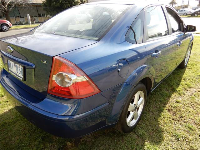 2008 FORD FOCUS LX LT SEDAN