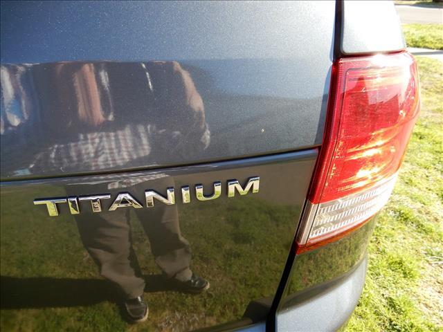 2013 FORD TERRITORY Titanium SZ WAGON