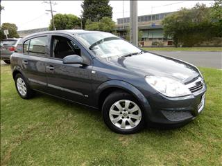2008 HOLDEN ASTRA CD AH HATCHBACK