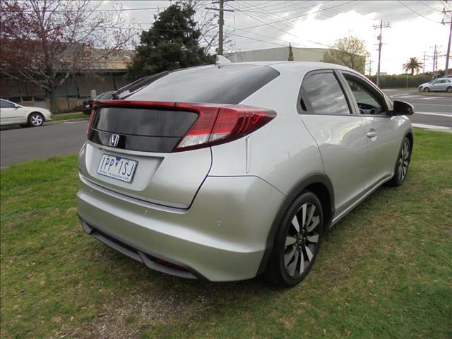 2014 Honda Civic Vti Ln 9th Gen Hatchback