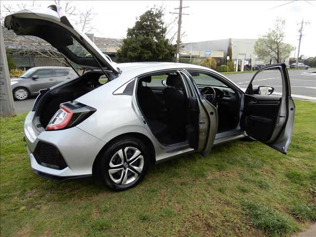 2019 HONDA CIVIC VTi 10th Gen HATCHBACK