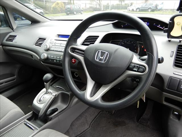 2011 HONDA CIVIC VTi 8th Gen SEDAN