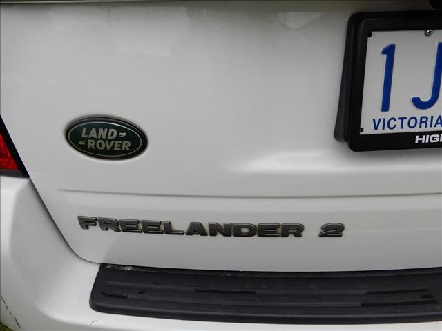2011 LAND ROVER FREELANDER 2 SD4 SE LF WAGON
