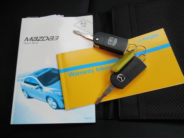 2011 MAZDA 3 SP25 BL Series 1 HATCHBACK