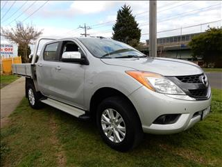 2015 MAZDA BT-50 XT Hi-Rider UP UTILITY