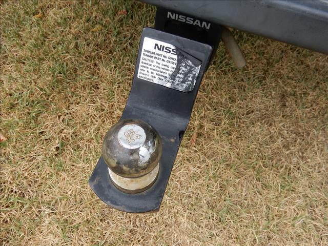 2011 NISSAN NAVARA ST D40 UTILITY