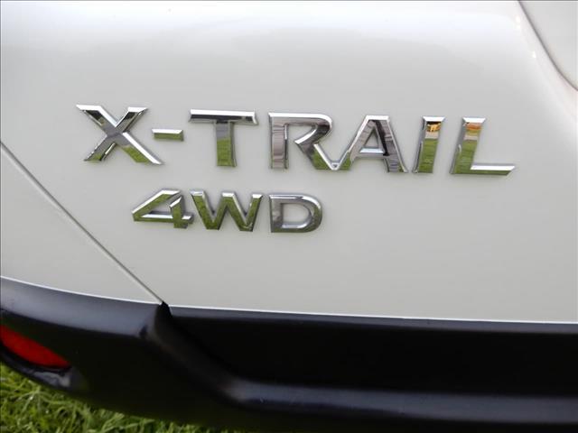 2013 NISSAN X-TRAIL ST T31 WAGON