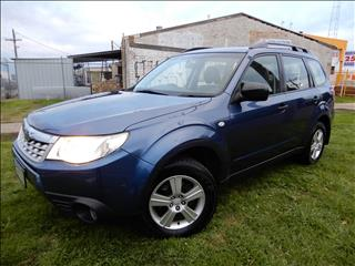 2012 SUBARU FORESTER X Luxury Edition S3 WAGON