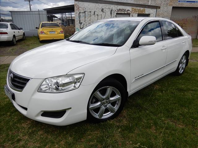 2008 TOYOTA AURION AT-X GSV40R SEDAN