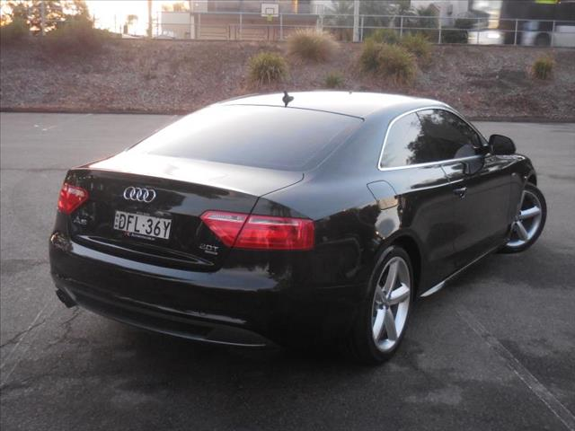 View all photos for 2009 Audi A5 S Line Quattro 2d Coupe For