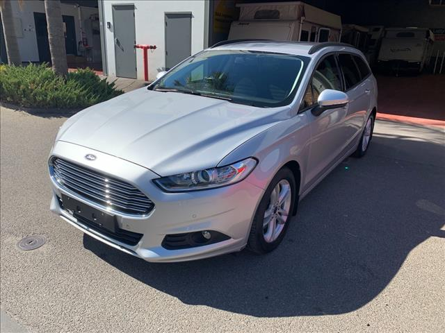 2017 FORD MONDEO AMBIENTE TDCi MD 4D WAGON