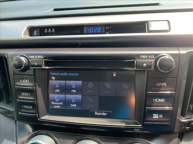2017 TOYOTA RAV4 GX (2WD) ZSA42R MY18 4D WAGON