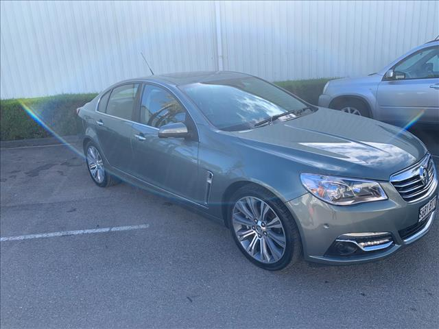 2014 HOLDEN CALAIS V VF MY15 4D SEDAN