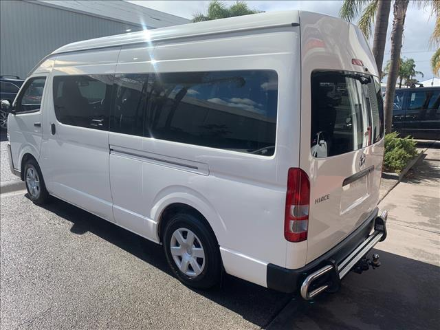 2017 TOYOTA HIACE COMMUTER (12 SEATS) KDH223R MY16 BUS