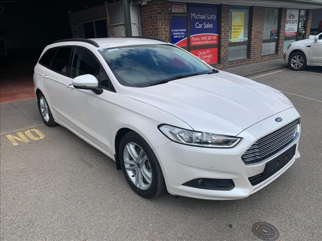 2016 FORD MONDEO AMBIENTE TDCi MD 4D WAGON