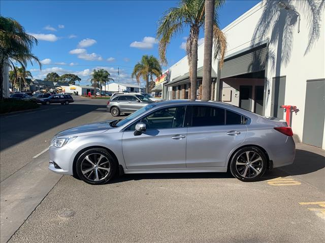 2017 SUBARU LIBERTY 2.5i (FLEET EDITION) MY17 4D SEDAN
