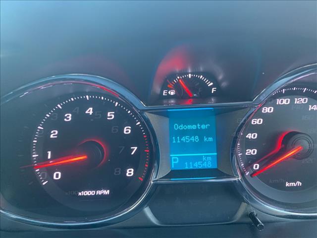 2014 HOLDEN CAPTIVA 7 LT (AWD) CG MY14 4D WAGON