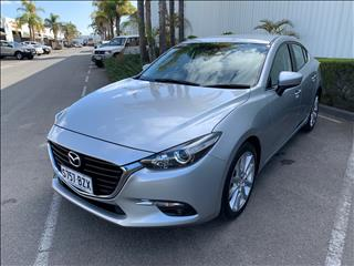 2019 MAZDA MAZDA3 SP25 (5YR) BN MY18 4D SEDAN
