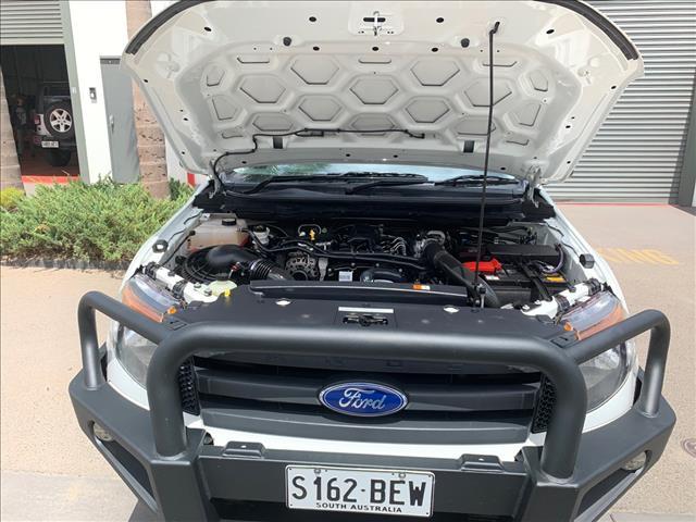 2014 FORD RANGER XL 2.2 HI-RIDER (4x2) PX CREW CAB P/UP