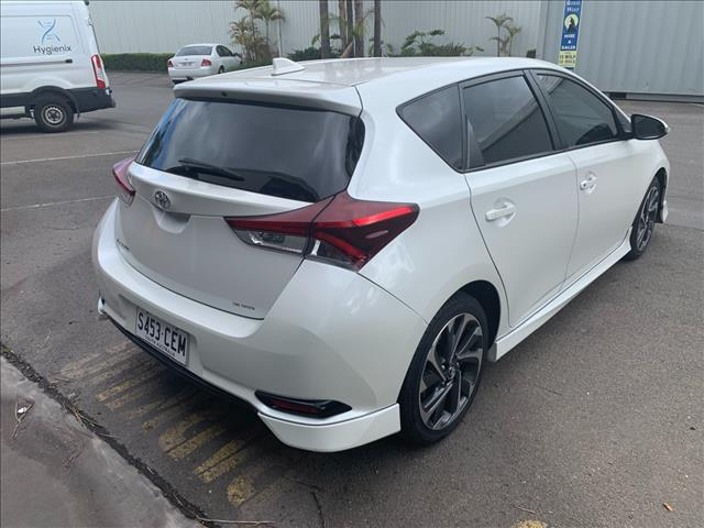 2016 TOYOTA COROLLA SX ZRE182R MY15 5D HATCHBACK