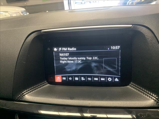 2016 MAZDA CX-5 MAXX (4x2) MY17 4D WAGON