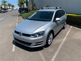 2014 VOLKSWAGEN GOLF 103 TSI HIGHLINE AU MY14 4D WAGON