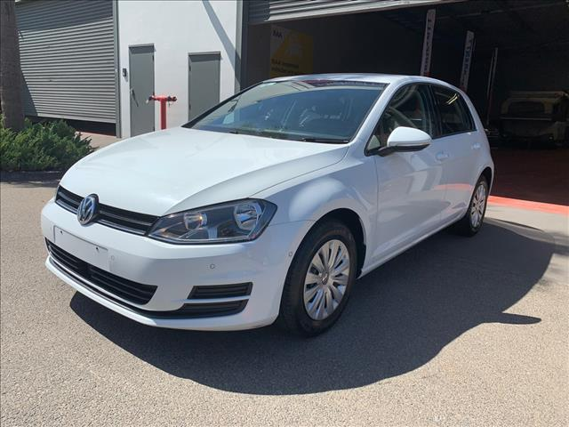 2015 VOLKSWAGEN GOLF 90 TSI AU MY15 5D HATCHBACK