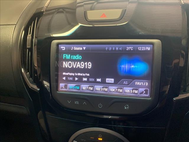 2014 HOLDEN COLORADO LTZ (4x2) RG MY15 CREW CAB P/UP