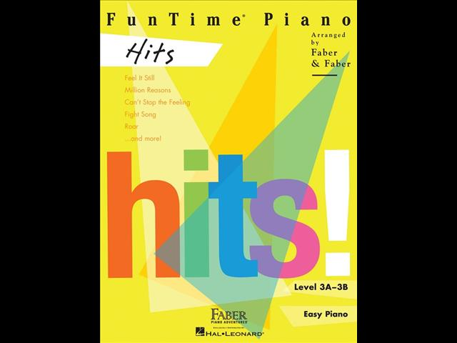 FunTime? Piano Hits Level 3A-3B