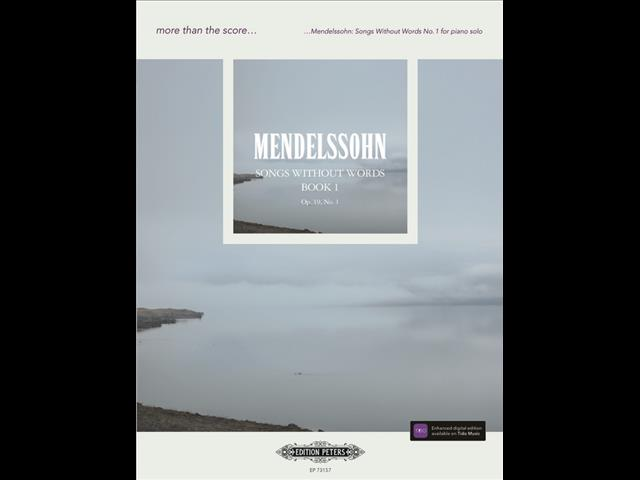 Mendelssohn: Songs Without Words No. 1
