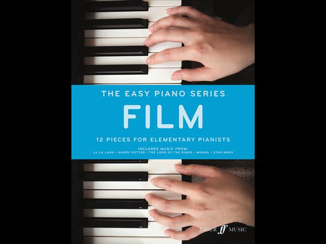 The Easy Piano Series - Film