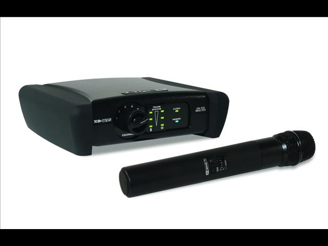 Line 6 XD-V35 Digital Wireless Handheld Microphone System Black